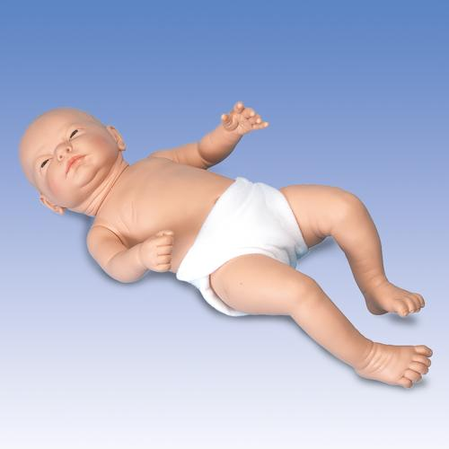 Standard Ready-or-Not Tot® - White Male, 1017931 [W44214], Neonatal Patient Care