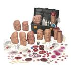 Wound Simulation Set Weapons of Mass Destruction, 1021949, Advanced Trauma Life Support (ATLS)