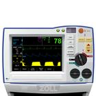 Zoll® R Series® Patient Monitor Screen Simulation for REALITi360, 8000979, Patient Monitor Simulators