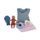 Mini Model Set: Pocket Uterus, Baby, and Pelvis (6 Pieces), 1018407 [W43092], Parenting Education