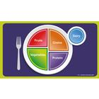 MyPlate Cling Place Mats, 1018317 [W44791CPM], Nutrition Education