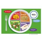 MyPlate Tear Pads/Place Mats, 1018322 [W44791TPP], Nutrition Education